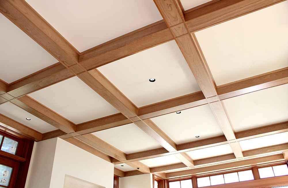 Builder bytes builder bytes weekend edition the hardest for Box beam ceiling